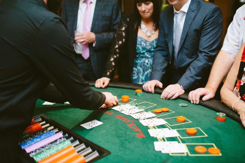 Wedding planning and design studio interactive wedding entertainment idea London